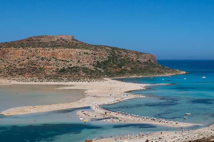 The Bay of Balos