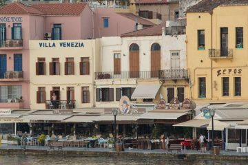 Where to stay in Chania