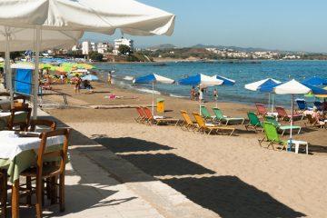 Beaches near Chania