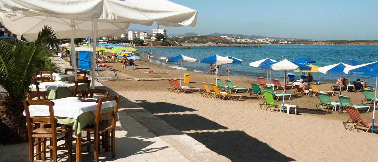 Nea Chora beach